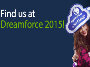 Lkd - Find us at Dreamforce