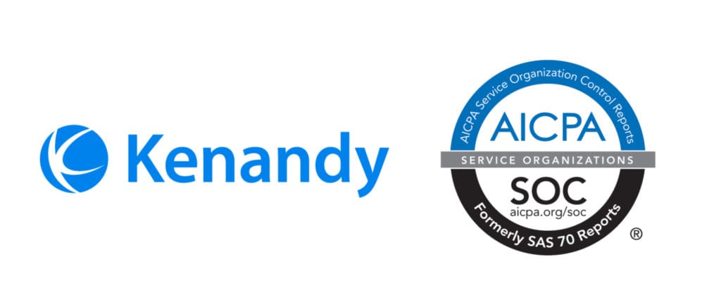 Kenandy SOC2 Certification
